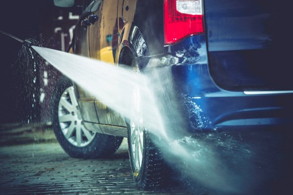mobile car cleaning high pressure